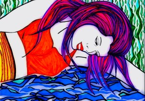 Art To End The Silence On Sexual Violence - Charlotte Farhan