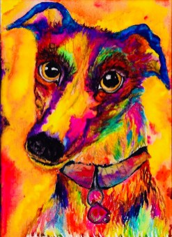 Lurcher by Jade Bryant