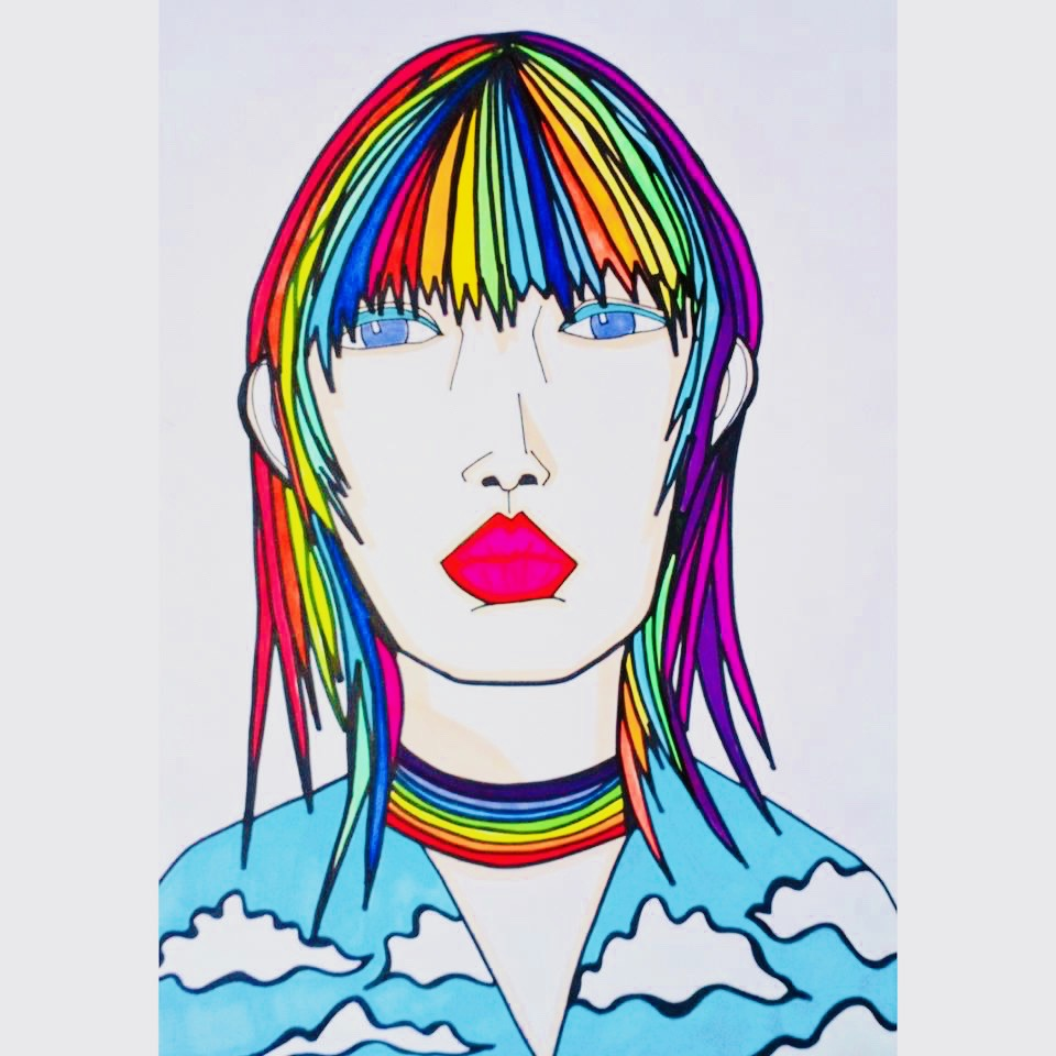 Art Saved My Life - Charlotte Farhan