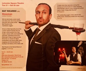 Featured Artist: Mat Ricardo