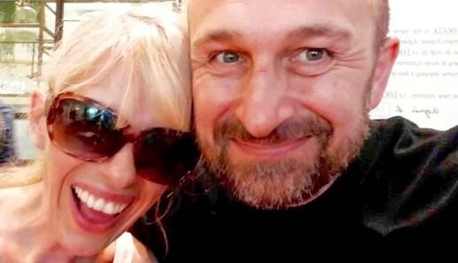 Sadie Kaye and Mat Ricardo