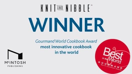 Gourmand Cookbook Winner