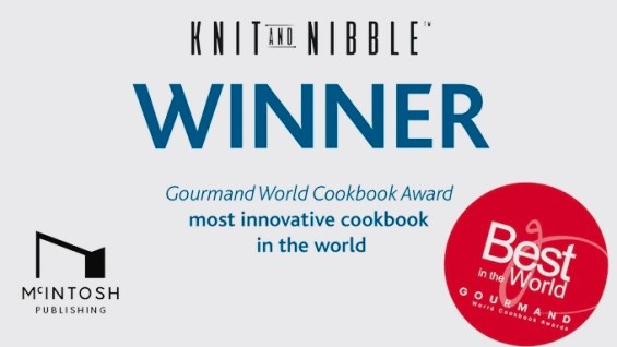 Gourmand Cookbook Winner