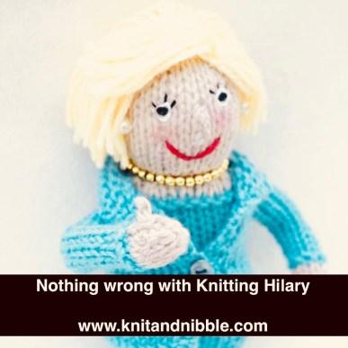 Hilary Clinton by James McIntosh