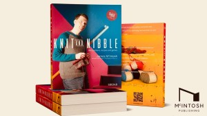 James McIntosh Knits & Nibbles His Way Back From Depression