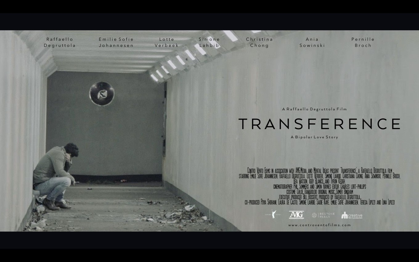 Transference A Bipolar Love Story - Official Poster