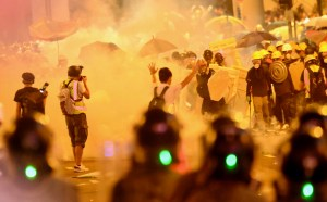 Hong Kong Protests in Pictures - Ricky Sadiosa