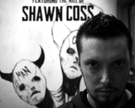 Mental Artist Shawn Coss