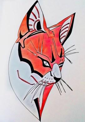 Cat - Charlotte Farhan
