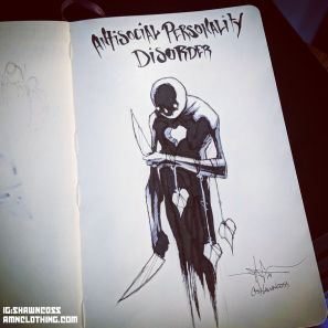 Shawn-Coss-Illustrated-Mental-Illnesses-And-Disorders-For-This-Inktober-Copy