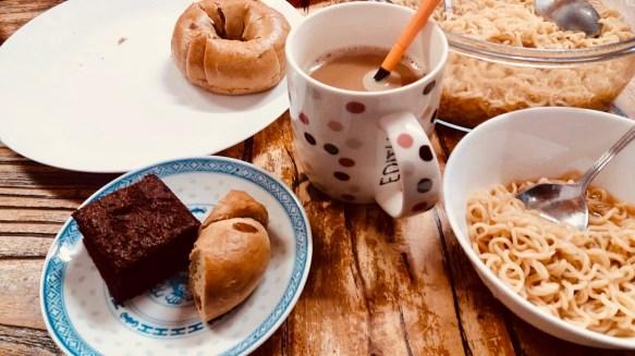 Breakfast's On Us - HKK @ Bethune House