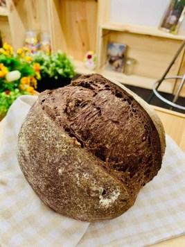 Dark Rye Loaf