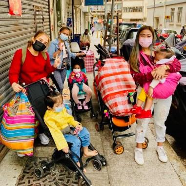 Refugees HK