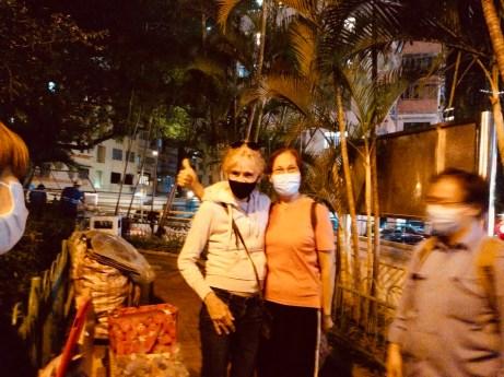 Sadie and Christian Action HK