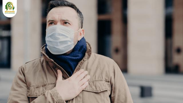 صعوبة التنفس