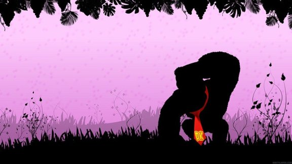 Donkey Kong Country Wallpaper