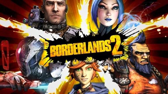 Borderlands 2 Wallpaper – Crossing Over