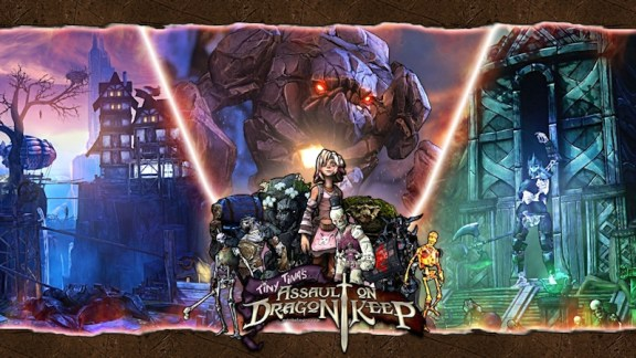 Borderlands 2 - Tiny Tina's Assault on Dragon Keep Wallpaper