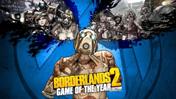 Borderlands 2 GOTY Wallpaper