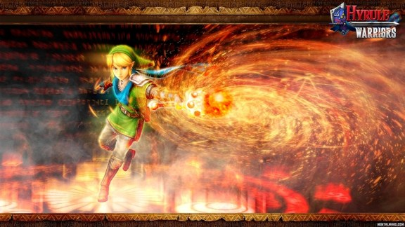 Hyrule Warriors – FireRod Wallpaper