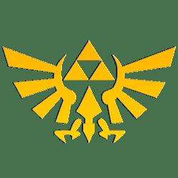 The Legend of Zelda Triforce Logo