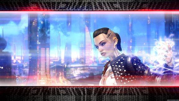 Mass Effect Wallpaper - Jack
