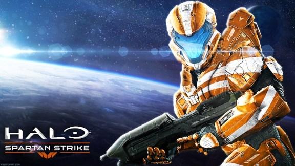 Halo Spartan Strike Wallpaper