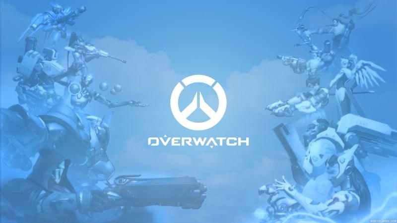 Overwatch Heroes Wallpaper