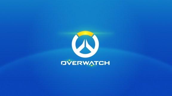 Overwatch Wallpaper - Blue