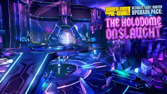 Borderlands: The Pre-Sequel Ultimate Vault Hunter Upgrade Pack: The Holodome Onslaught
