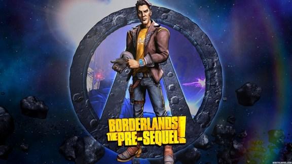 Borderlands the Pre-Sequel – Jack Wallpaper
