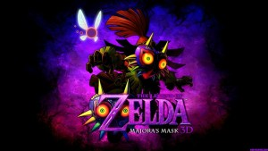 TLOZ Majora's Mask Wallpaper