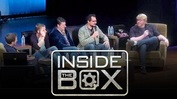 inside gearbox software panel