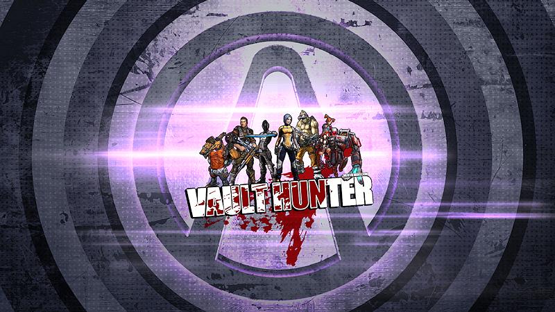 Borderlands 2 Wallpaper - Vault Hunter