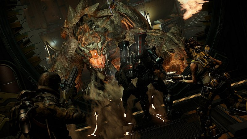 Evolve's dedicated servers will be shutting down » MentalMars