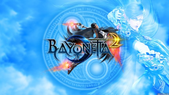 Bayonetta 2 Wallpaper