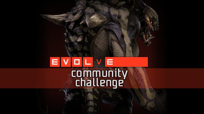 Evolve - Goliath Challenge Reward