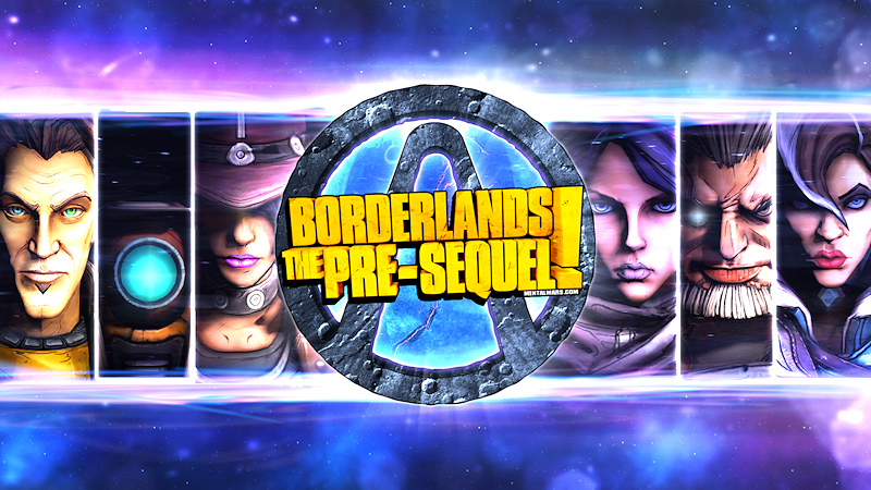 Borderlands the Pre-Sequel Wallpaper - Crossing the Galaxy
