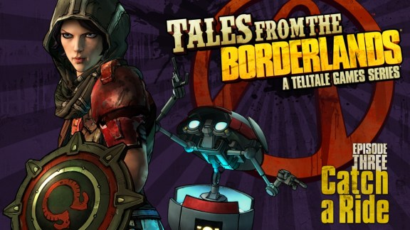 Tales from the Borderlands 103 key art