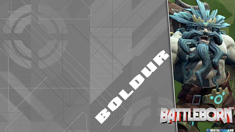 Battleborn Blade Wallpaper - Boldur