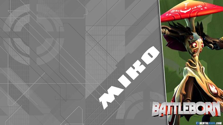 Battleborn Blade Wallpaper - Miko
