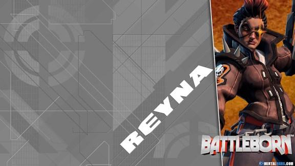 Battleborn Blade Wallpaper - Reyna