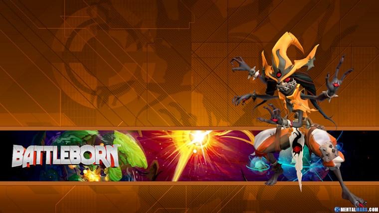 Battleborn Hero Wallpaper - Orendi
