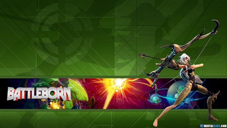 Battleborn Hero Wallpaper - Thorn