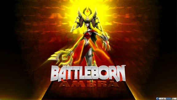 Battleborn - Ambra Wallpaper