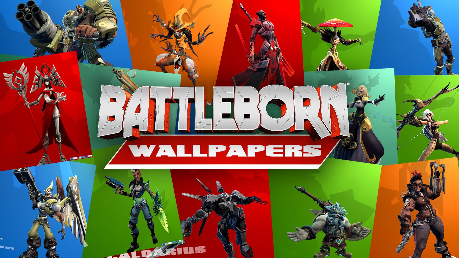 The Best Battleborn Wallpapers  Pics