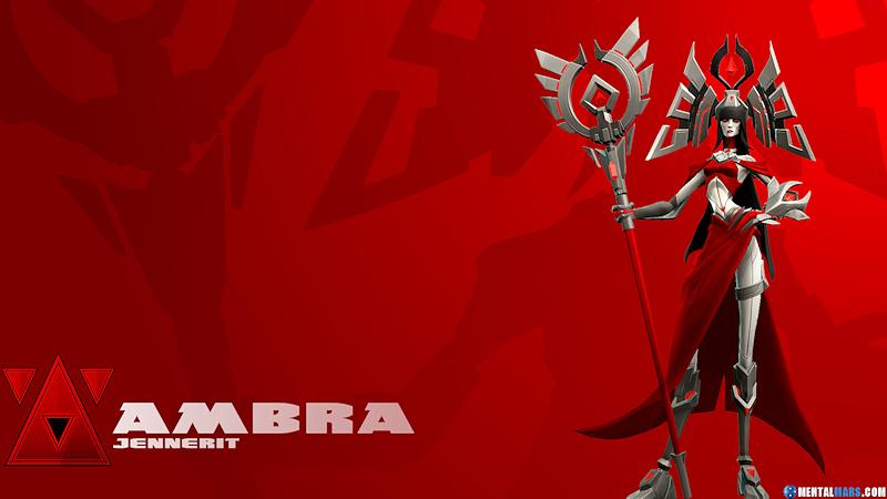 Battleborn Cool Wallpaper - Ambra