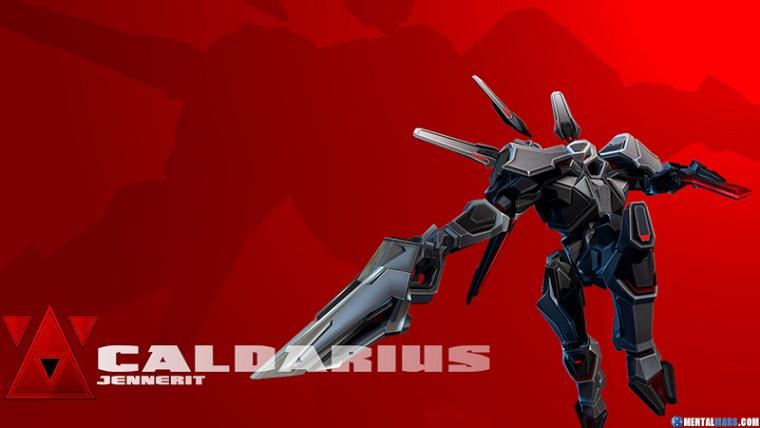 Battleborn Cool Wallpaper Caldarius