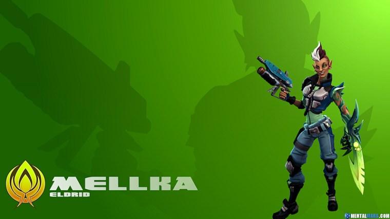 Battleborn Cool Wallpaper Mellka