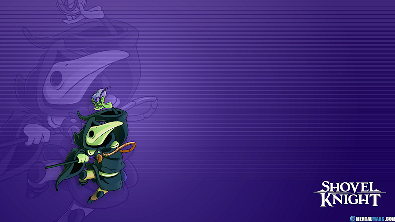 Shovel Knight Plague Of Shadows Wallpaper Mentalmars